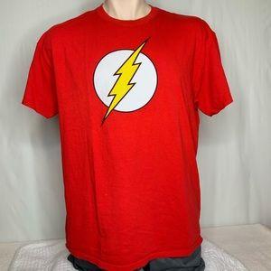 DC Comics Flash Tee XL